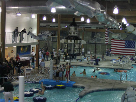 Kansas Splashdown At The Grand Prairie Hotel In Hutchinson Indoor Waterparks Water Parks Directory