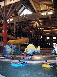 Splash Lagoon Erie Pennsylvania Indoor Waterparks